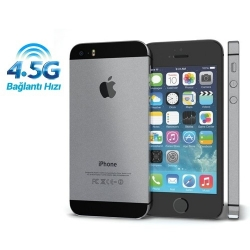 Apple iPhone 5S 16GB Uzay Gri Dist Cep Telefonu
